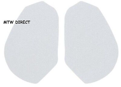 R&G RACING CLEAR TANK TRACTION PADS for Honda CBR600RR (2013)