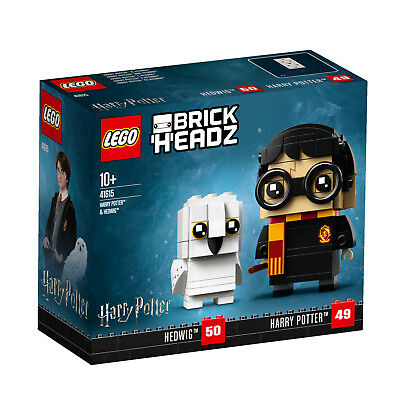 LEGO BrickHeadz 41615 Harry Potter und Hedwig N7/18