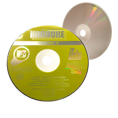 (Nearly New) Co-Graphics Karaoke R&B Vol 2 Singing Machine CD - XclusiveDealz
