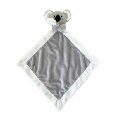 "Koala Comforter Blankie 10""/25cm baby safe soft plush toy NEW"