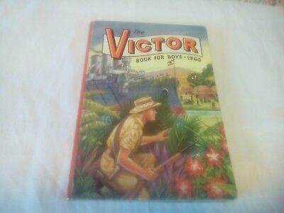 Victor book for boys annual 1966