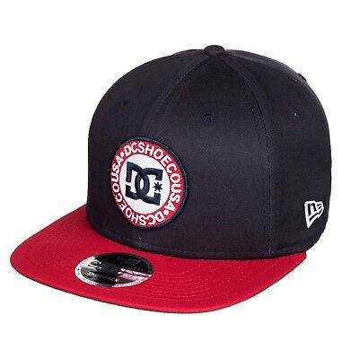 Dc Shoes New Era 9Fifty Mens Baseball Cap.new Speedeater Flat Peak Hat 8W 50 Btl