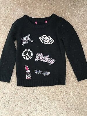 Betsy Johnson pullover size 2t