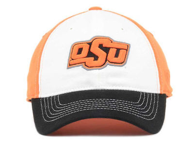 the best attitude 296c3 f17ab OKLAHOMA STATE COWBOYS Top of the World NCAA Two Tone Flex Fit Hat Cap size  OSFM