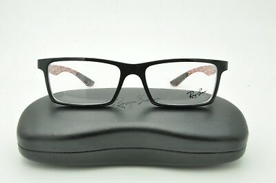 8e19996749 AUTHENTIC RAYBAN RB 8901 Carbon Fiber w  Logos Replacement Temples ...