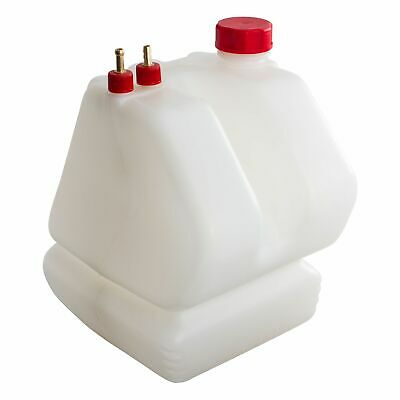 Demon Tweeks Karting / Go Kart / Racing Universal Fuel Tank - 8.5 Litre