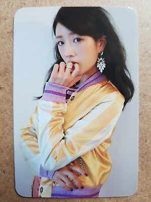 APINK BOMI Authentic Official PHOTOCARD #2 ONE & SIX 6th Album Photo Card 보미