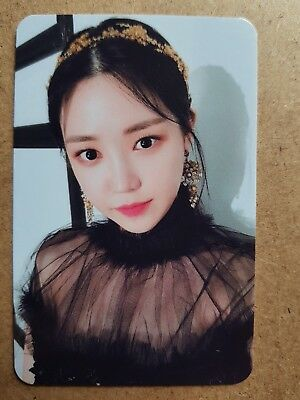 APINK NAEUN Authentic Official PHOTOCARD #3 ONE & SIX 6th Album Photo Card 나은