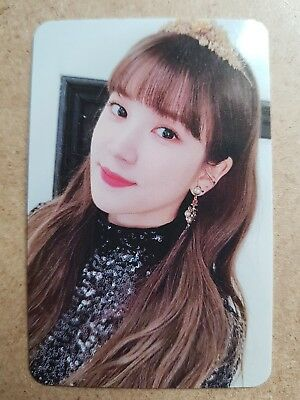 APINK CHORONG Authentic Official PHOTOCARD #3 ONE & SIX 6th Album Photo Card 초롱