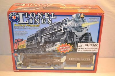 Lionel 7-11182 G Scale Train Set Battery Operated Remote Control      NEW IN BOX