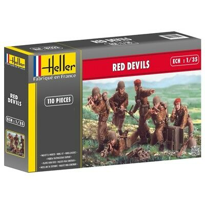 HELLER® 81222 Red Devils Figuren in 1:35