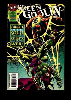 Green Goblin Us Marvel Comic Vol.1 # 3/'95