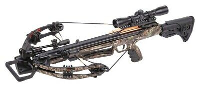 Crosman Centerpoint Mercenary Whisper 390 Camo Crossbow | AXCMW185CK