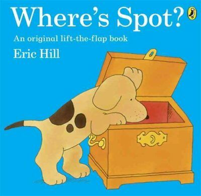 Where's Spot? by Eric Hill 9780141343747 (Paperback, 2013)
