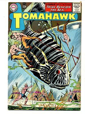 Tomahawk #95     Giant Fish Cover