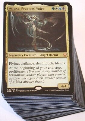 ***Custom Commander Deck*** Atraxa, Praetors' Voice MINT EDH Mtg Magic Cards