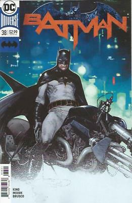 BATMAN (2016) #38 - Cover B - DC Universe Rebirth - New Bagged (S)