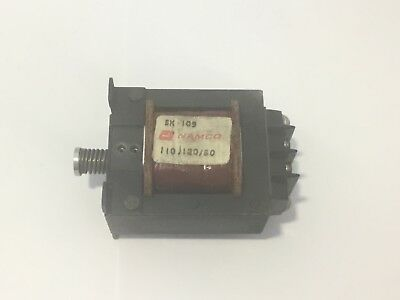 Namco Solenoid Sk109  110/120/60 New