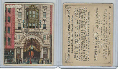 T108 BETWEEN THE Acts, Theatres, 1910, Old Chestnut