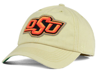 reputable site 89f92 81eac Oklahoma State Cowboys Ncaa 47 Brand Franchise Hat Cap Large