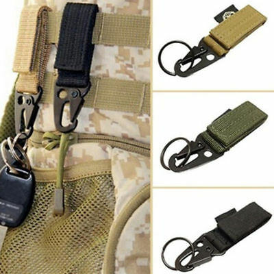 Wholesale Outdoor Camping Training Military Belt Buckle Carabiner Hunting Lock