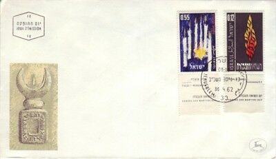 Israel - Special Events, Anniversaries & Famous People (12no. FDC's) 1960-69