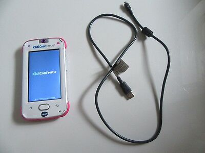 2m USB Black Cable for Vtech InnoTab Max Childrens Tablet 80-166800 Toy