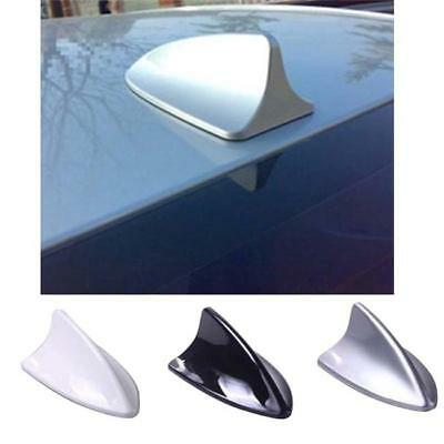 Auto Accessories Universal Car Shark Fin Roof Decorative Antenna Dummy Aerial LD