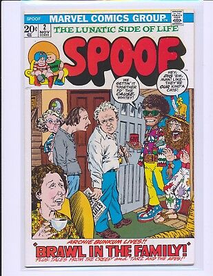 Spoof # 2 VF+ Cond.