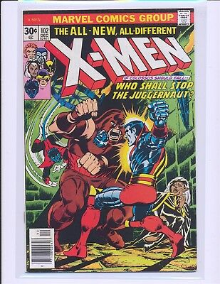 X-Men # 102 - origin Storm Fine/VF Cond.