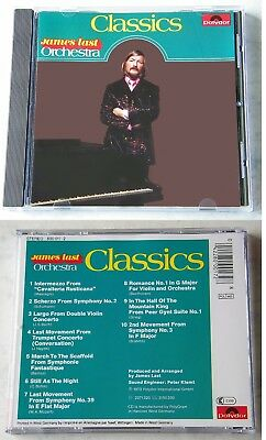 JAMES LAST Classics .. 1988 Polydor CD
