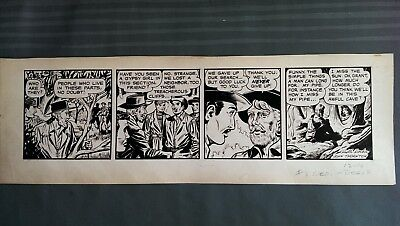 FLAMINGO - Daily Strip - 1950's