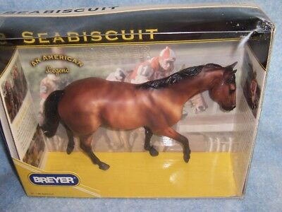 2003 Breyer – Horse Seabiscuit, An American Legend