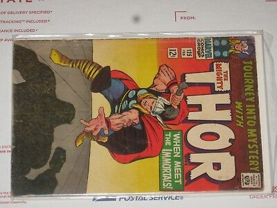 Journey Into Mystery Thor Comic No. 125