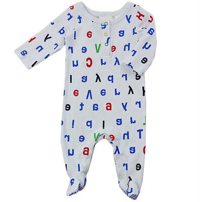 Baby's ABC Learning Romper 'The Very Hungry Caterpillar' New with Tags