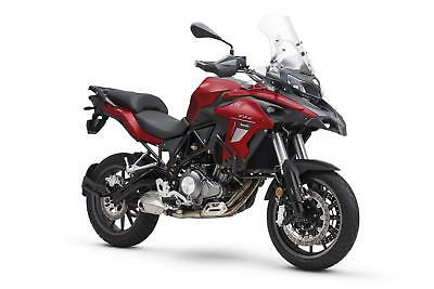 Benelli trk 502,A2 licence,2018 ex demo bike,A2 licence,red,does not inc boxes..