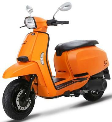 Lambretta v200 special,Single cylinder, 4-stroke, air cooled,new 2018 model.....