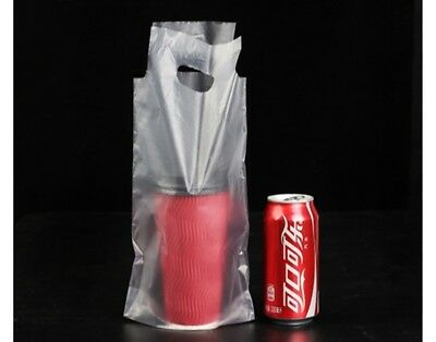 100 Plastic Carrying Bag For Soft Drink Beer Cans