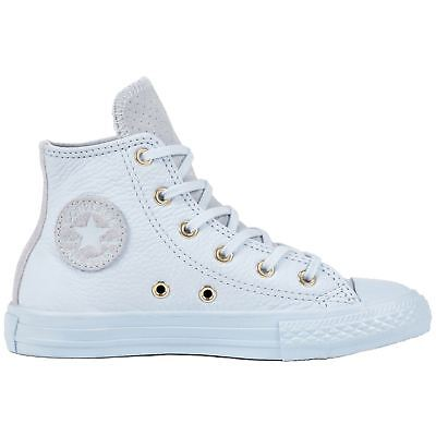 CONVERSE CHUCK TAYLOR All Star Leather and Fur YouthJunior