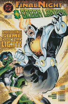 Green Lantern (3rd Series) #80 VF/NM; DC   save on shipping - details inside