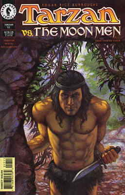 Tarzan (Dark Horse) #17 VF/NM; Dark Horse | save on shipping - details inside