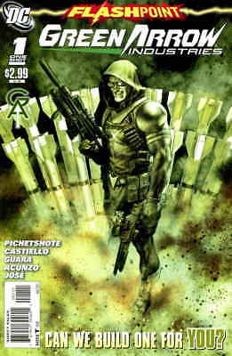 Flashpoint: Green Arrow Industries #1 VF/NM; DC | save on shipping - details ins