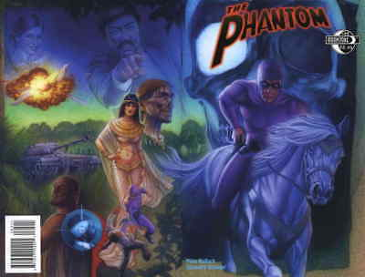 Phantom, The (5th Series) #25 VF/NM; Moonstone | save on shipping - details insi