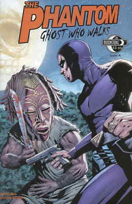 Phantom, The: Ghost Who Walks #6A VF/NM; Moonstone | save on shipping - details