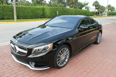 """S-Class S550 COUPE 4MATIC AMG SPORT 20"""" AMG WHEEL NAV DIST 2016 Mercedes-Benz S-Class S550 COUPE 4MATIC AMG SPORT 20"""