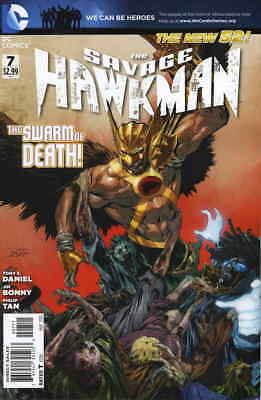 Savage Hawkman, The #7 VF/NM; DC | save on shipping - details inside