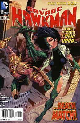 Savage Hawkman, The #8 VF/NM; DC | save on shipping - details inside
