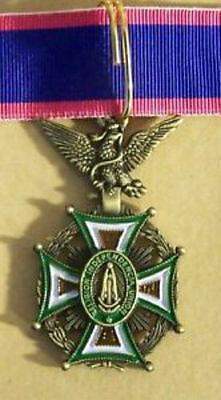 Royal Imperial Empire Order Mexico Guadalupe Medal Cross HRH Merit Service Award