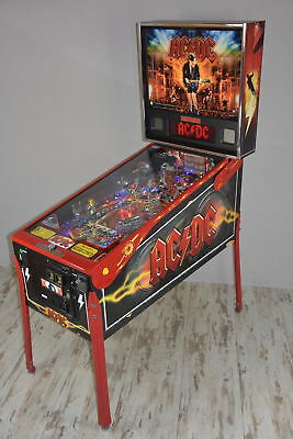 Stern Flipper AC/DC LE Let there be Rock nr. 179 von 200