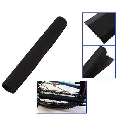 1X Bicycle Cycling MTB Frame Chainstay Protective Pad Wrap Cover Chain Protector